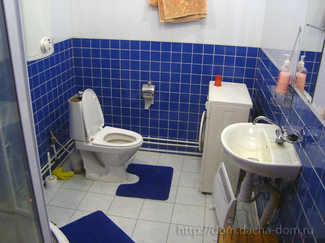 Канализация в ванной и туалете своими руками